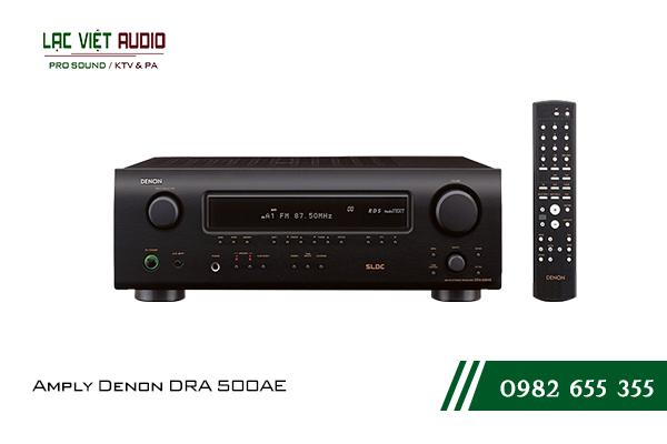 Giới thiệu vềAmply Denon DRA 500AE