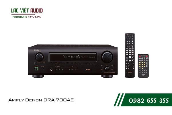 Giới thiệu vềAmply Denon DRA 700AE