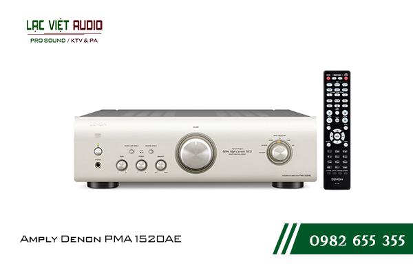 Giới thiệu Amply Denon PMA 1520AE