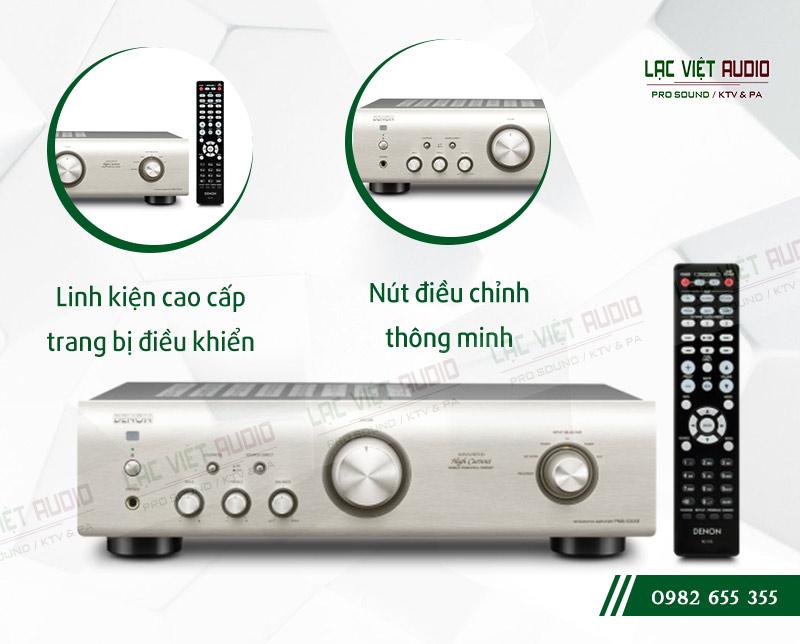 Các đặc điểm nổi bật của sản phẩmAmply Denon PMA 520AE