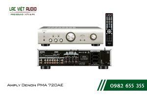 Giới thiệu về sản phẩmAmply Denon PMA 720AE