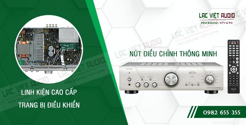 Các đặc điểm nổi bật của sản phẩmAmply Denon PMA 800NE