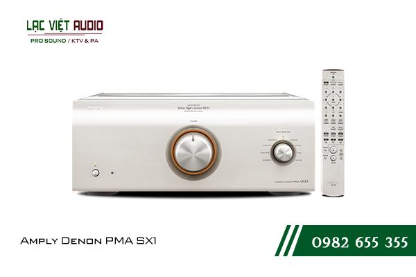 Giới thiệuAmply Denon PMA SX1