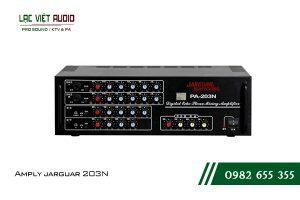 Giới thiệu sản phẩm Amply jarguar 203N