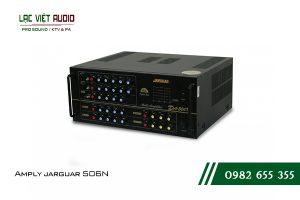 Giới thiệu tổng quan về sản phẩm Amply jarguar 506N