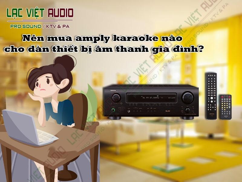 Amply là gì? Có vai trò như thế nào trong dàn thiết bị âm thanh?