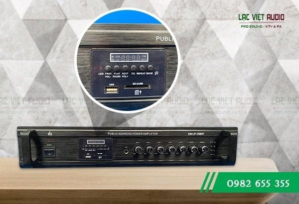 Amply cao cấp DB LP1000F