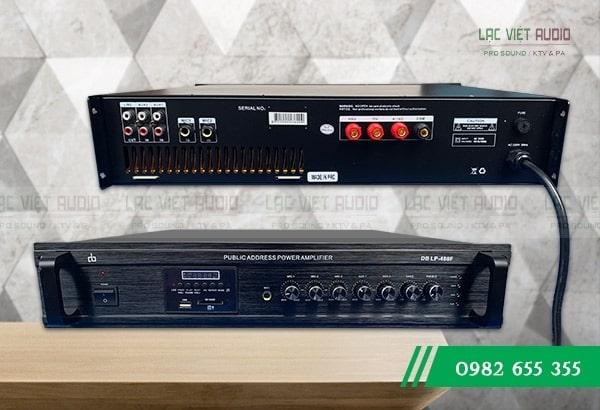 Amply loa phóng thanh DB LP-480F