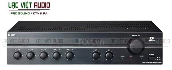 Amply loa phóng thanh TOA A-2060D