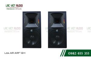 Đôi nét về sản phẩm Loa karaoke AR ARF 12H