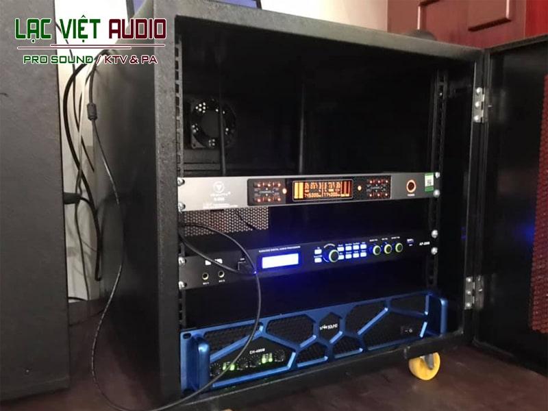 Chi tiết các thiết bị trong Dự án âm thanh tại Văn Quán - Hà Đông