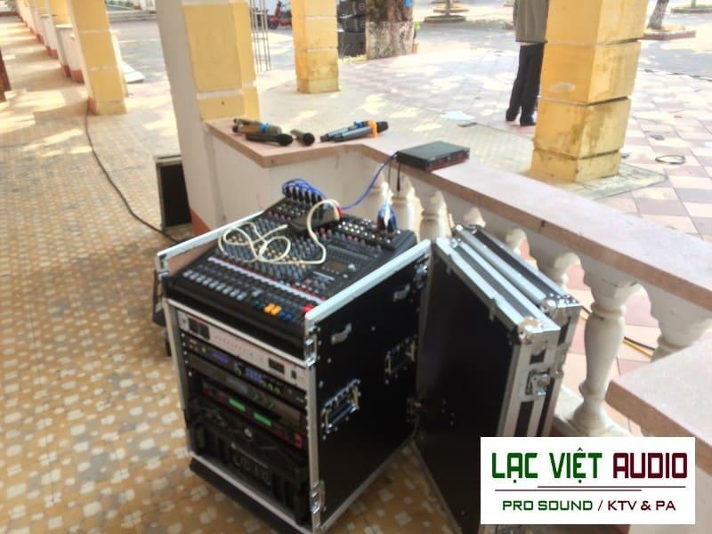 Các thiết bị tinh chỉnh và xử lý âm thanh