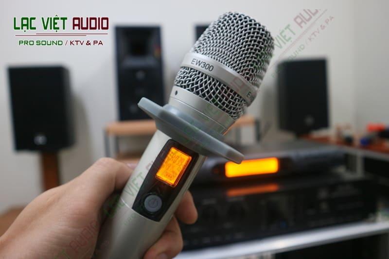 Slider Micro KING EW300