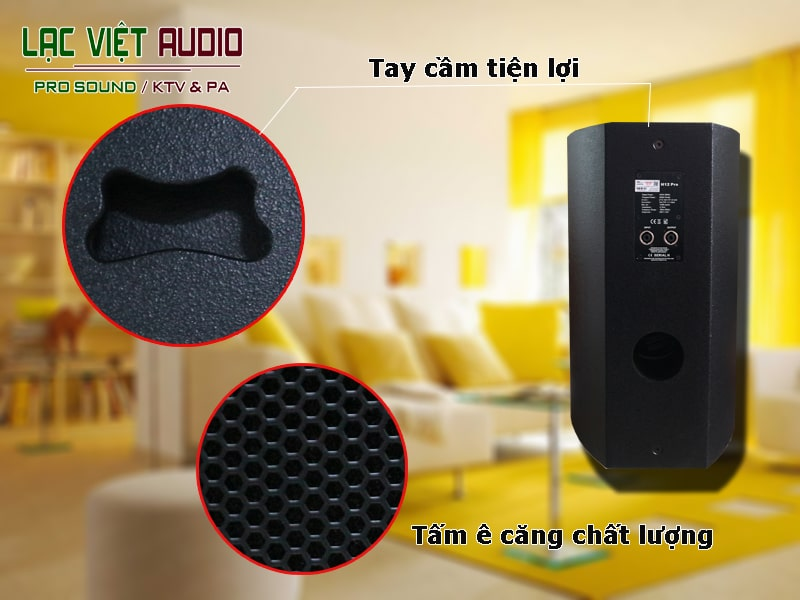 Chất lượng âm thanh tuyệt vời của sản phẩm Loa Fly H12 Pro