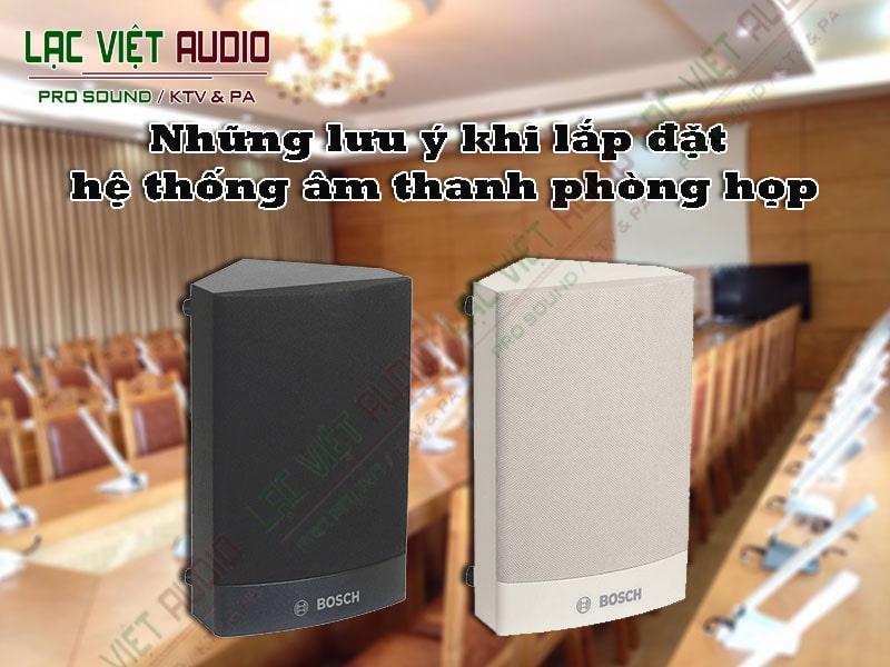 Một số thương hiệu thiết bị âm thanh phòng họp chất lượng các bạn có thể tham khảo.