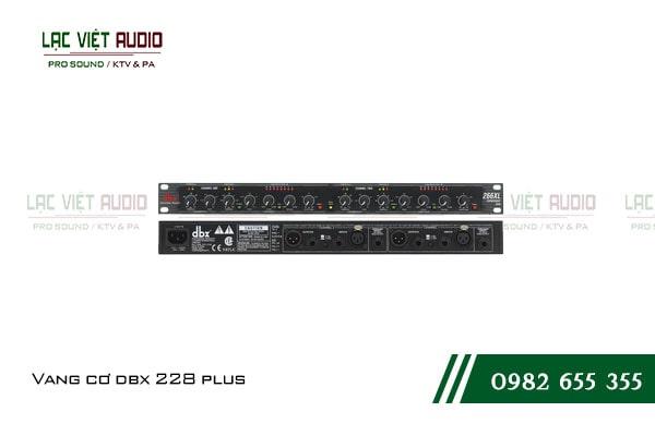 Vang cơ dbx 228 plus