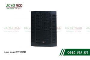 Tổng quan về thiết bị Loa sub DB SW 200