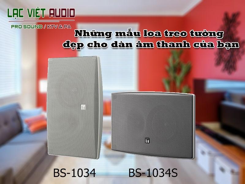 Loa treo tường TOA BS-1034