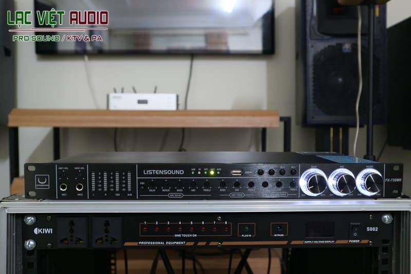 Tổng quan về sản phẩm Vang cơ karaoke Listensound FX 720MK