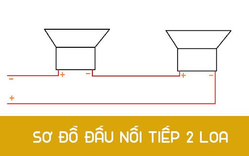 cách đấu dây loa âm trần (TOA)