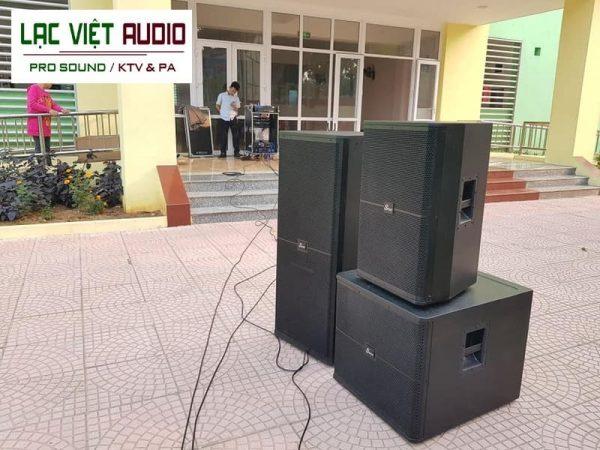 Cung cấp hệ thống âm thanh cho khu vui chơi giải trí Cung cấp hệ thống âm thanh cho trường học Quốc Tế - Thanh Xuân