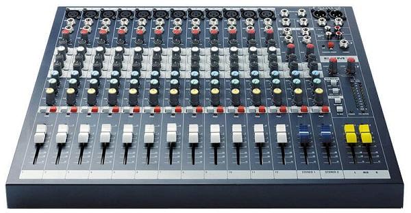 Đặc điểm của bàn mixer