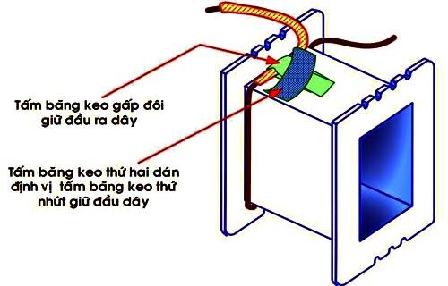 Cách quấn biến áp nguồn cho amply chuẩn