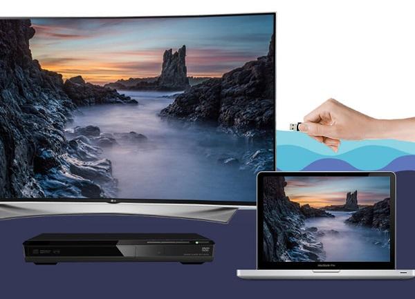 Kết nối laptop với tivi bằng Tizen