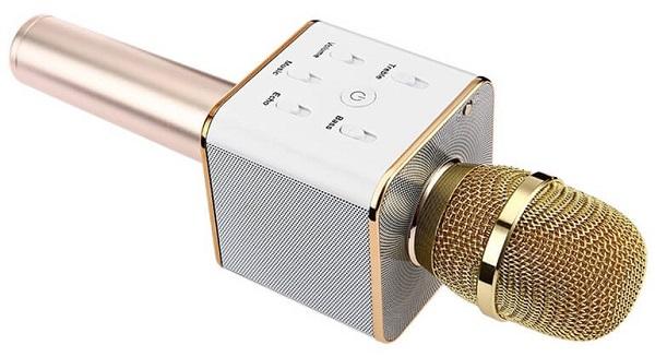 Hướng dẫn lựa chọn micro karaoke bluetooth