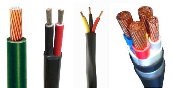 Đặc điểm dây cáp điện