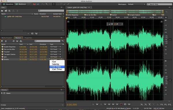 Vai trò quan trọng của phần mềm chỉnh sửa nhạc