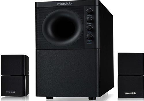 Microlab được xem là 1 trong các hãng loa vi tính giá rẻ hàng đầu hiện nay