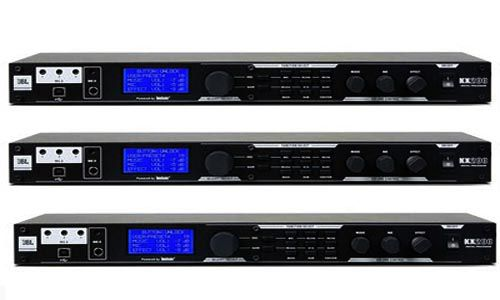 Mixer Karaoke JBL KX200 với công nghệ Digital tiên tiến