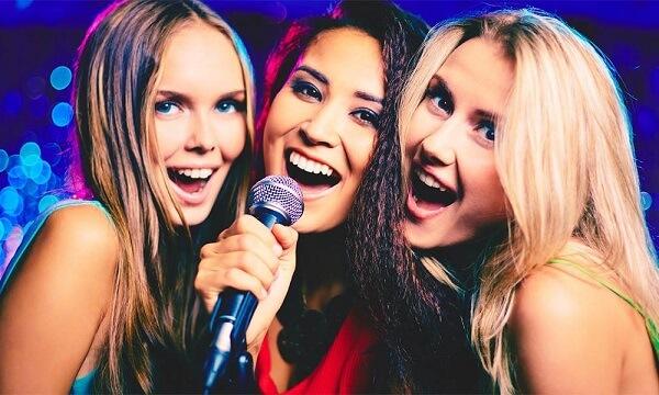 List nhạc hát karaoke hay