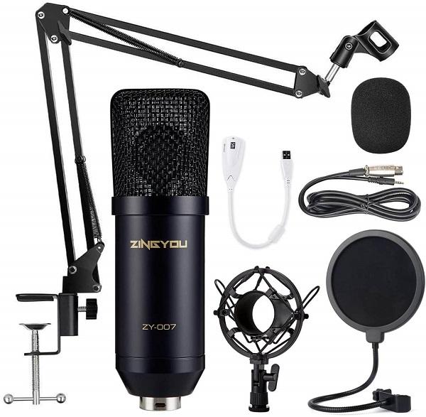 Phân loại Condenser Microphone