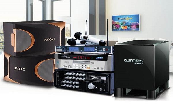 Chọn lựa loa karaoke giá rẻ tại Lạc Việt audio