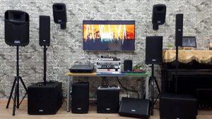 Agasound AE 810 - loa cho dàn karaoke giá rẻ