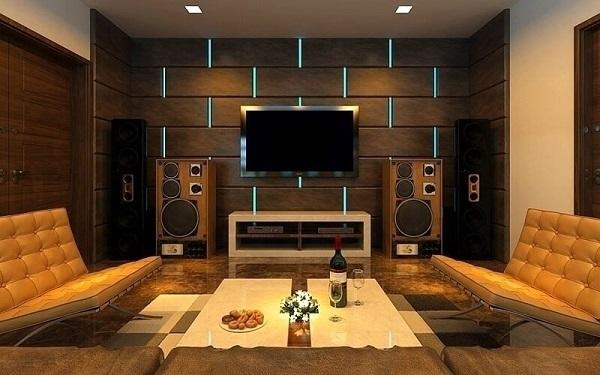 Các yếu tố ảnh hưởng đến âm thanh phòng khách