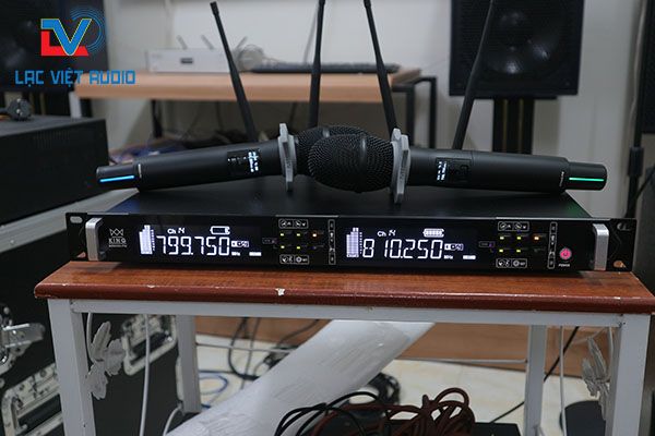 Khả năng lọc âm tốt của Micro MS9200