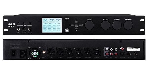 Vai trò của mixer và vang số trong hệ thống âm thanh