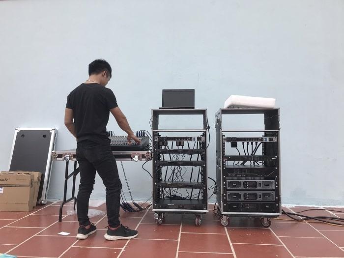 Chuyên nghiệp từ lắp đặt cho đến căn chính hệ thống âm thanh