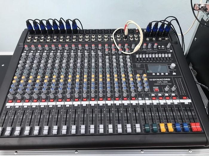 Bàn mixer Dynacord CMS1600 MIG-3 thần thánh Made IN Gemany