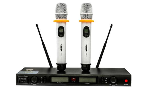 Sửa chữa micro không dây Shure không tương thích với dàn âm thanh