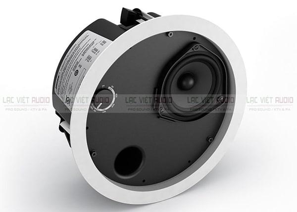 Loa âm trần BOSE DS-40F có chất âm thanh mạnh mẽ, ấn tượng