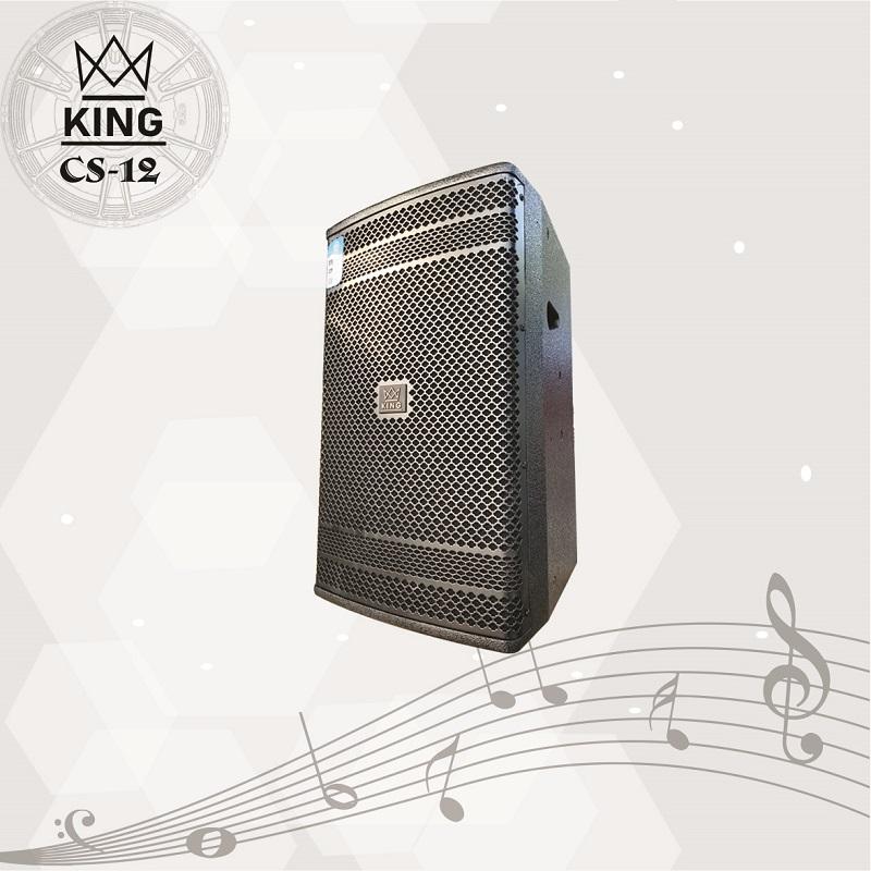Loa karaoke King CS-12