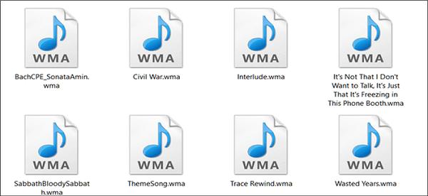 Định dạng âm thanh WMA9