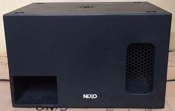 Bán loa sub Nexo chính hãng, giá tốt nhất tại Lạc Việt Audio