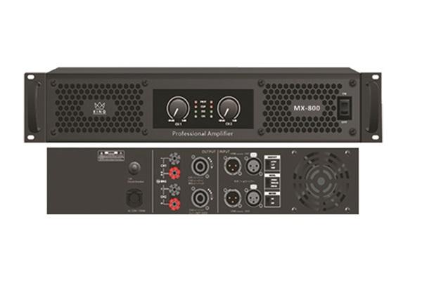 Cục đẩy công suất King MX-800