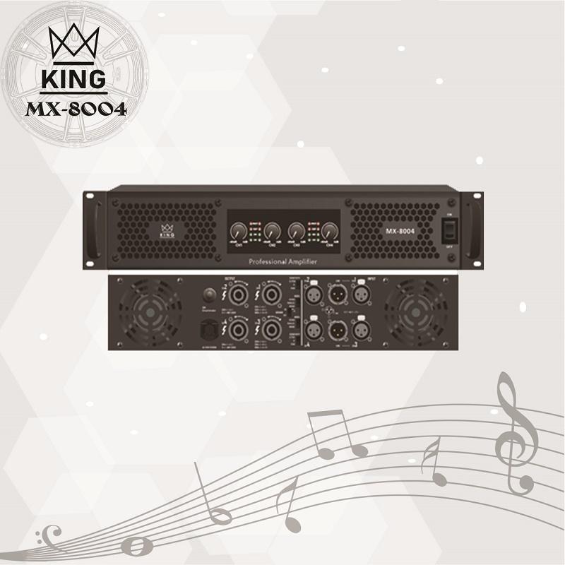 Cục đẩy công suất King MX-8004