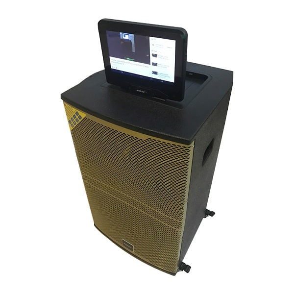 Loa kéo hát karaoke có màn hình Bose KT915
